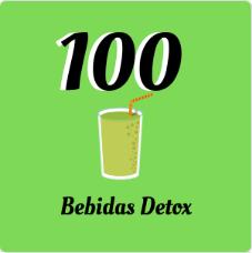 100 bebidas detox