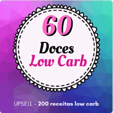 60 doces low carb