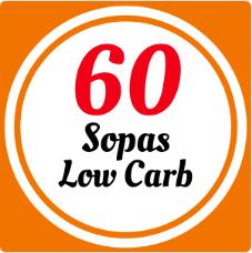 60 sopas low carb