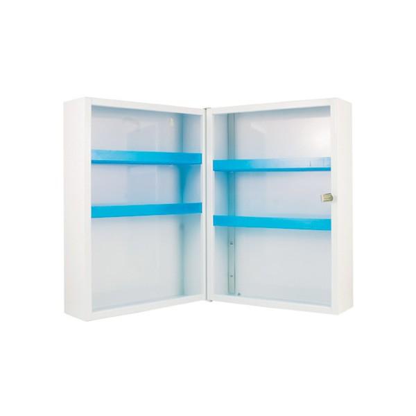 armoire a pharmacie 1 porte moyen modele en tole vide