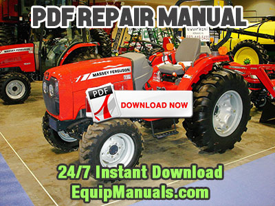 massey ferguson 1533 1540 tractor service repair manual rh equipmanuals com
