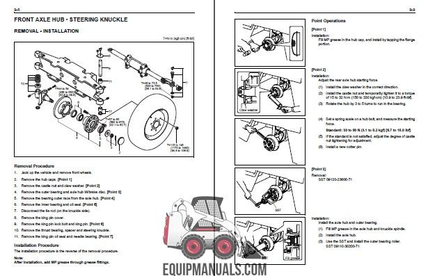 Deere XUV550, XUV550 S4 Utility Service Repair Manual