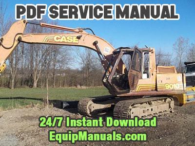 9020b case excavator manual schematics wiring diagrams u2022 rh seniorlivinguniversity co Case 9020 with Magnet Case 9040 Excavator