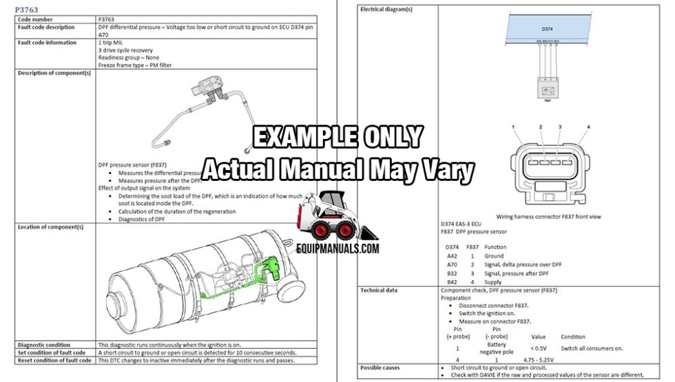 Paccar Mx-13 Epa10 Engine Obd Code Troubleshooting Manual