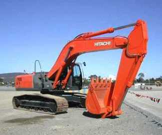 Hitachi Zaxis 330-3 Excavator Complete Service Manual