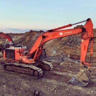 Hitachi Zaxis 850-3, 870-3 Excavator Complete Service Manual