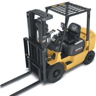 Caterpillar EC15N, EC18N, EC20N, EC25N, EC25EN, EC25LN, EC30N Forklift Service Manual
