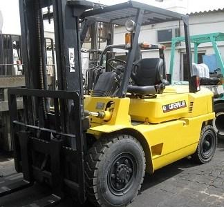 Caterpillar DP40, DPL40, DP45, DP50 Forklift Service Manual