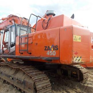 Hitachi 450-3, 450LC-3, 470H-3, 470LCH-3, 500LC-3, 520LCH-3 Excavator Service Manual