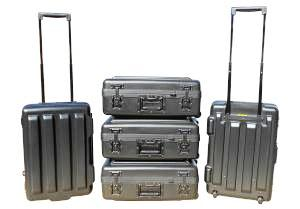 Luggage Style Travel Cases