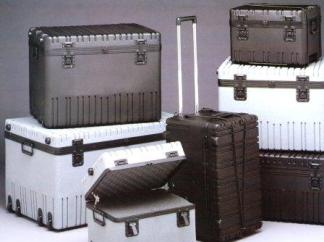 PARKER WHEELED ROTO-RUGGED CASES-DPRR2522-18TW