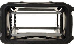 "SKB 20"" Deep 6 Unit Roto-Molded Shock Rack Cases"