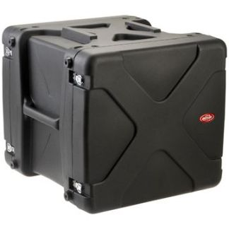 "SKB 20"" Deep 10 Unit Roto-Molded Shock Rack Cases"