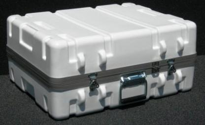 Parker Thermo Formed Plastic Shipping Case-DP2318-10 Case