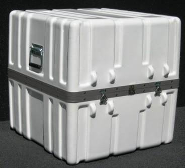 Parker Thermo Formed Plastic Shipping Case-DP2424-24 Case