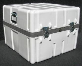 Parker Thermo Formed Plastic Shipping Case-DP2626-20 Case