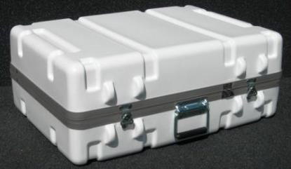 Parker Thermo Formed Plastic Shipping Case-DP2719-10 Case