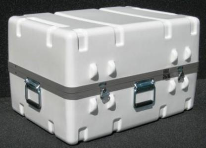 Parker Thermo Formed Plastic Shipping Case-DP2719-16 Case