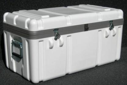 Parker Thermo Formed Plastic Shipping Case-DP2814-14 Case