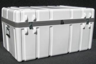 Parker Thermo Formed Plastic Shipping Case-DP3722-19 Case
