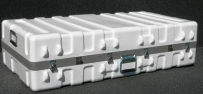 Parker Thermo Formed Plastic Shipping Case-DP4623-11 Case