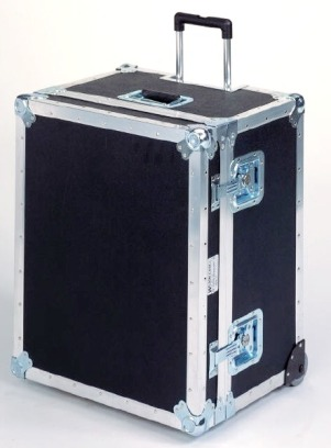 Des Pac TravelMate-3 Rolling Case-Foam Options