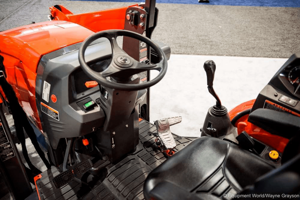 Kubota Intros L47 M62 Tractor Loader Backhoes With More