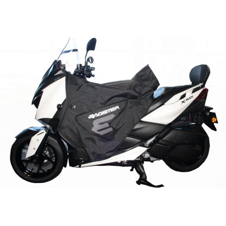 tablier d hiver haute protection bagster pour scooter yamaha x max 125 x max 300 2017 2019
