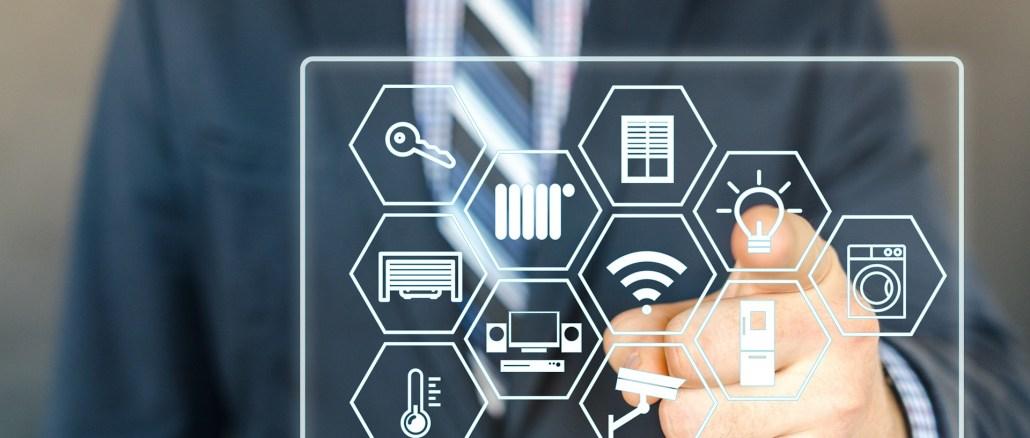smart home -telecontrollo