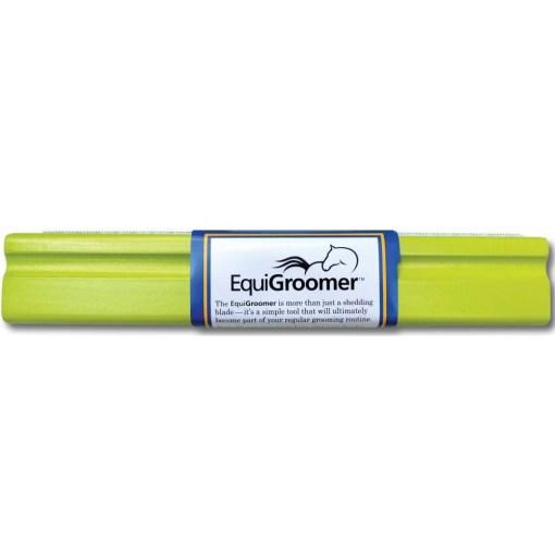 Brosse de mue EquiGroomer - 9 L 25cm - vert lime - 1000x1000