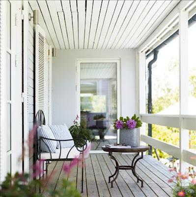 quattro chiacchiere in veranda
