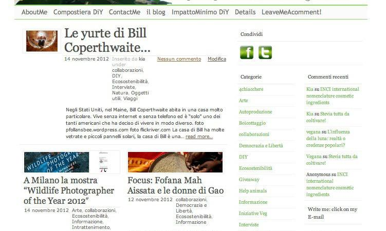 web site equo eco e vegan it