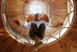 Focus: le yurte di Bill Coperthwaite