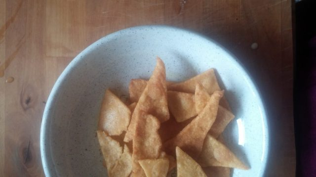 nachos mais chips vegan