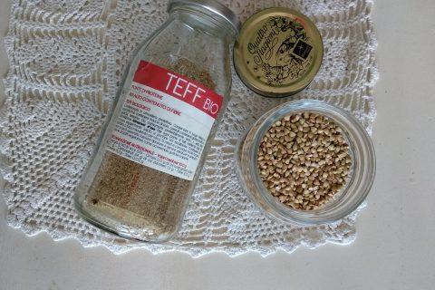 teff e grano saraceno - gluten free