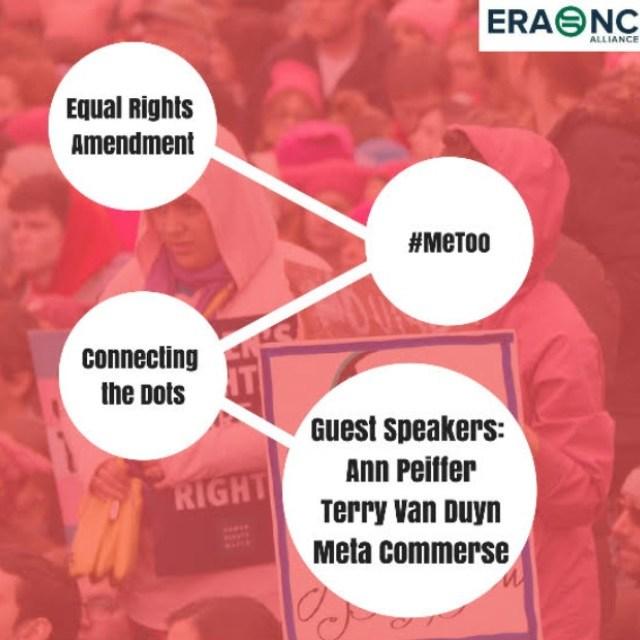 The ERA and the #MeToo movement
