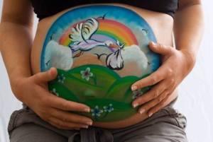 Bebé arco iris