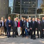 Eraikune y Gobierno Vasco realizaron una misión comercial a Chile