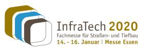 InfraTech 2020 @ Messe Essen