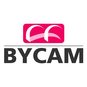 Logotipo de la constructora BYCAM