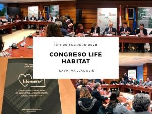 Congreso Life Habitat @ Sala LAVA – Laboratorio de las Artes de Valladolid.
