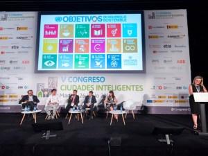 VI Congreso Ciudades Inteligentes @ La Nave del Ayuntamiento de Madrid