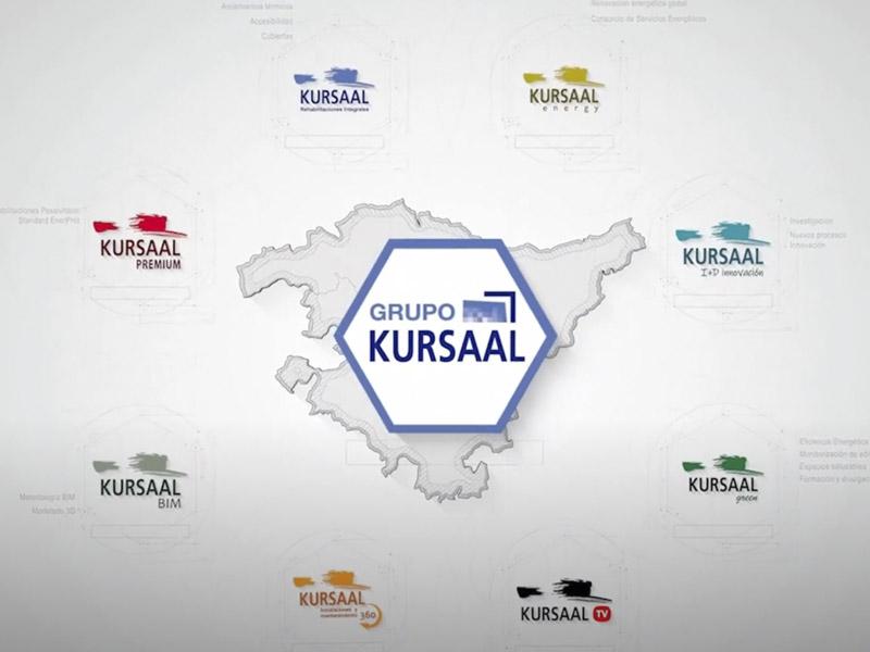 Kursaal Rehabilitaciones ahora se llama Grupo Kursaal