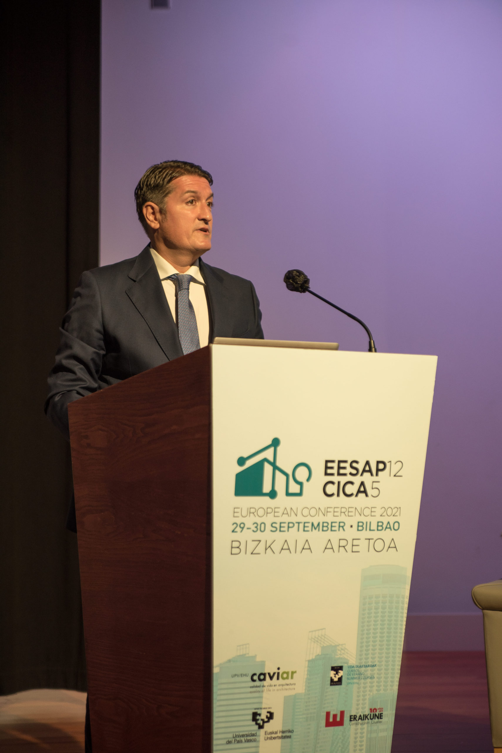 Congreso EESAP12-CICA5