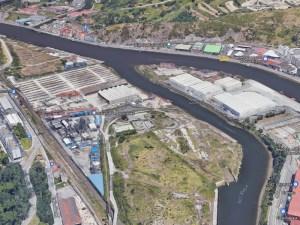Sprilur acelera la regeneración del Parque Empresarial de Burtzeña