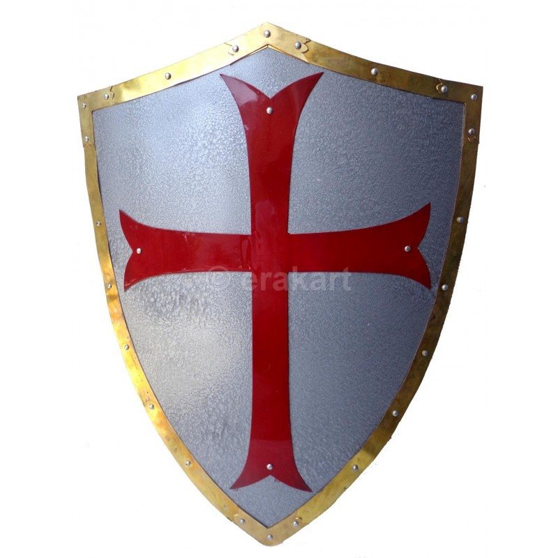 Buy Medieval Antique Crusaders Shield Of Warriors Amp Knights Online Sale