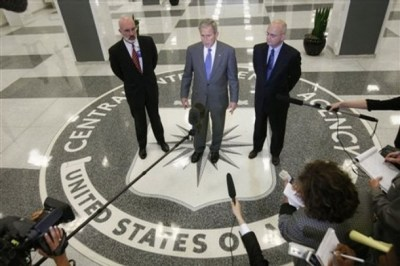 George W. Bush, Michael Hayden, Stephen Kappes