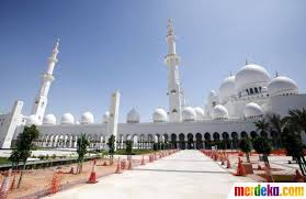 mesjid emirat