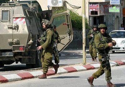 israel pasukan