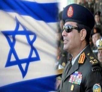 as-sisi israel